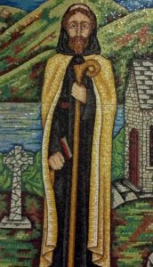 St. Columba mos